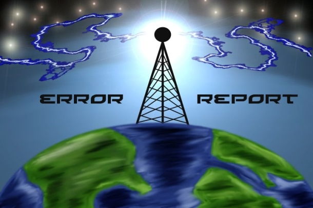 Error! Report Logo