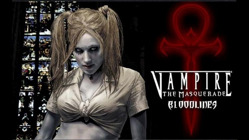 Vampire the masquerade video games pictures luscious