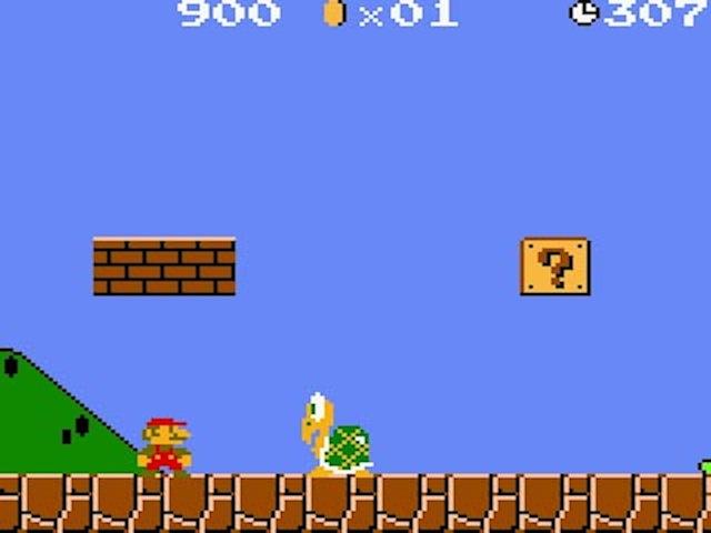 Mario Car Game Play