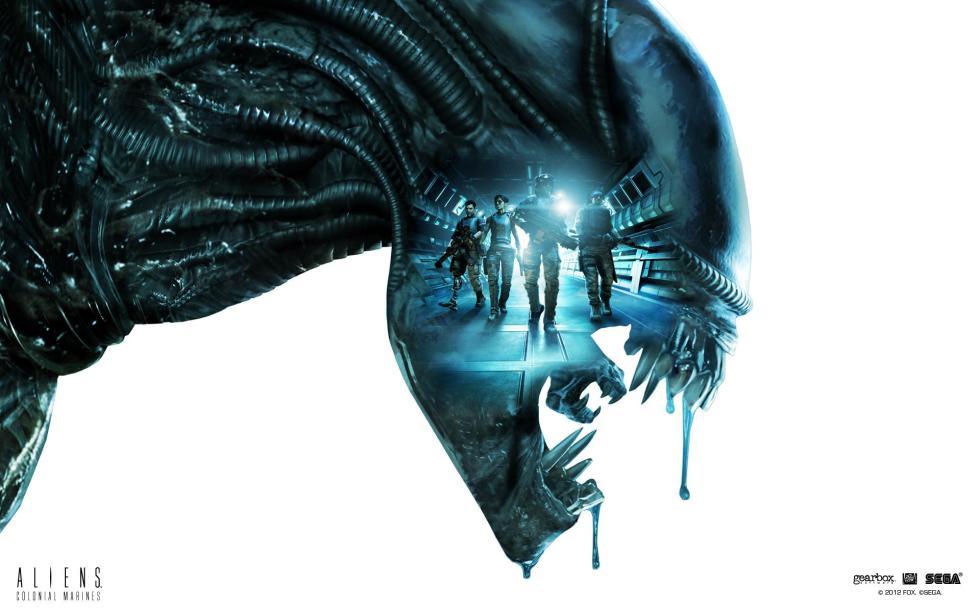 AliensColonialMarines