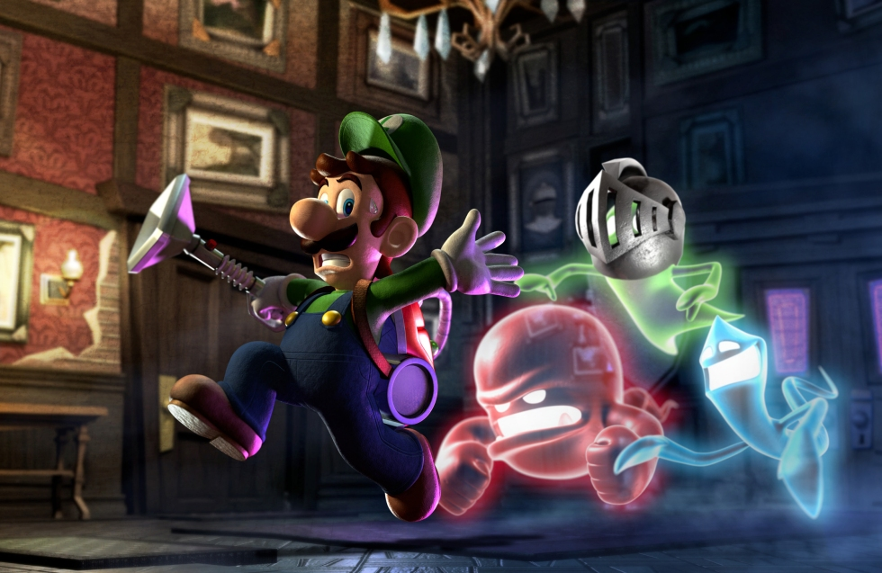 Luigi's Mansion Dark Moon 2