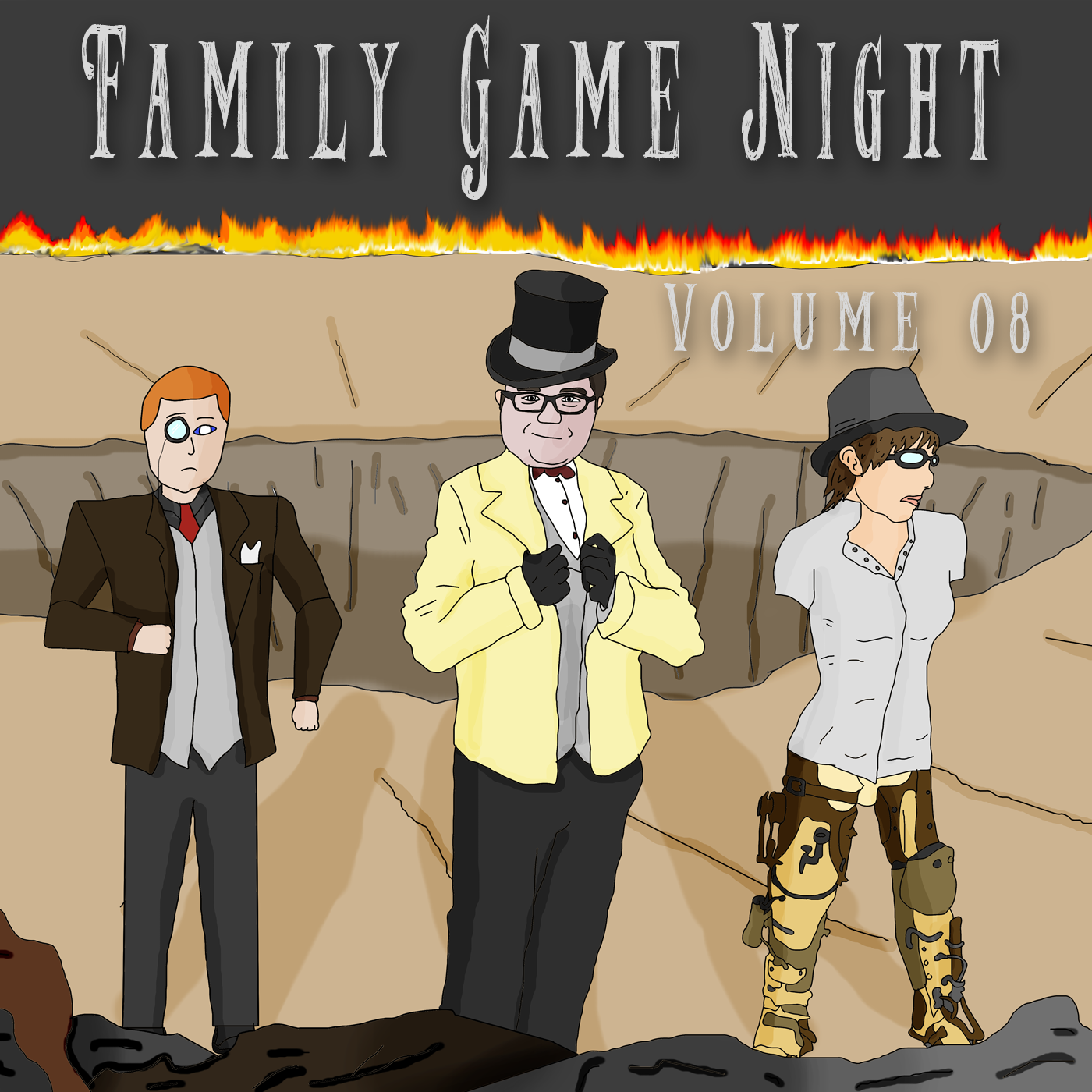 Error! Not Found's Family Game Night